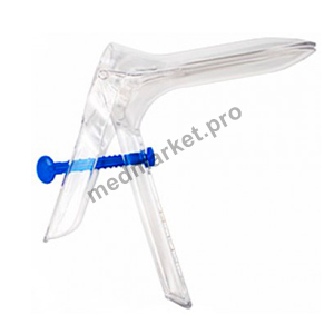 Зеркало гинекологическое №1 по Куско стерильное прозрачное