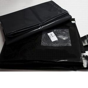 Мешок патологоанатомический (ПВД-150/200 мкн.) с молнией 0.7х2.0х0.15 м оптом